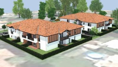 Vente Appartement 61 m2 Tosse - 40230 188000€