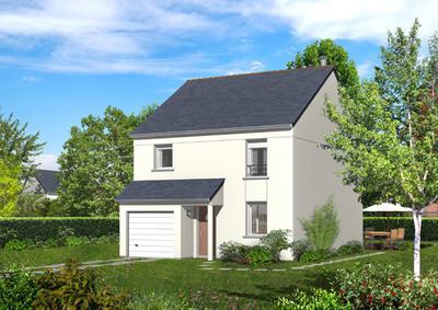 Vente Maison 102 m2 Lagny-sur-Marne - 77400 339000€