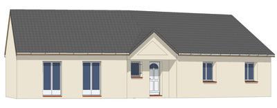 Vente Maison 110 m2 Jumelles - 27220 205000€