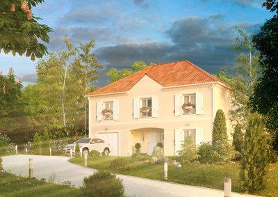 Vente Maison 152 m2 Lagny-sur-Marne - 77400 320000€
