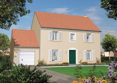Vente Maison 101 m2 Thorigny-sur-Marne - 77400 340500€