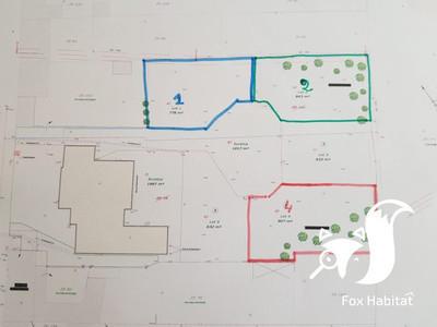 Terrain, 778 m²