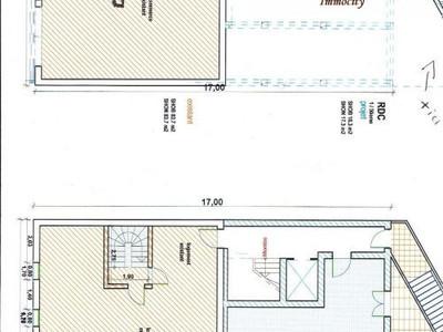 Immeuble, 464 m²