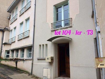 Appartement, 45,09 m²