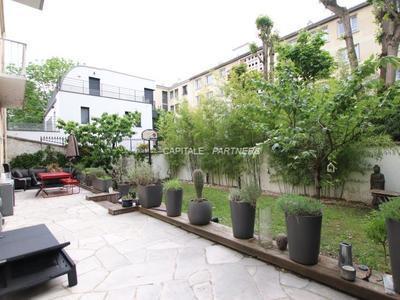 Locations immobilières rez de jardin à Neuilly-sur-Seine (92200 ...