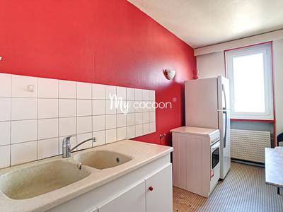 Appartement, 60,87 m²
