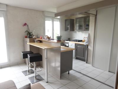 Appartement, 54,6 m²