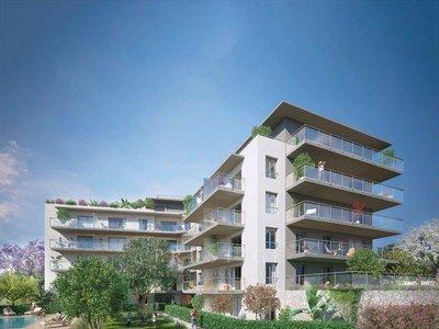 Appartement, 61,58 m²
