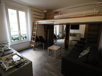Appartement, 22,59 m²
