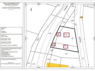 Terrain, 1 811 m²