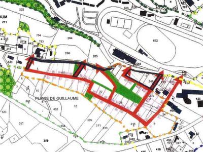 Terrain, 18 852 m²