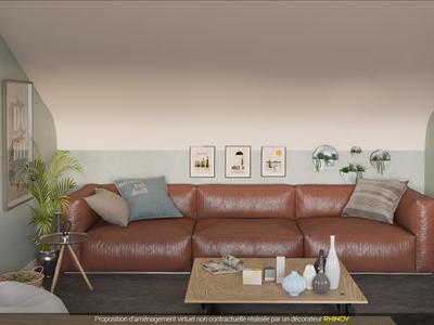 Appartement, 17 m²