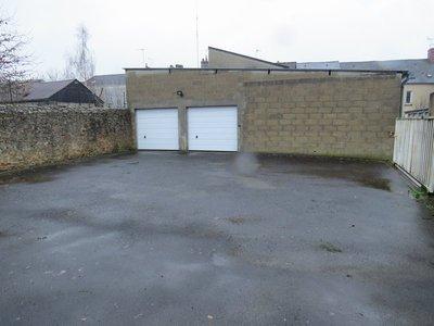 Parking, 55 m²