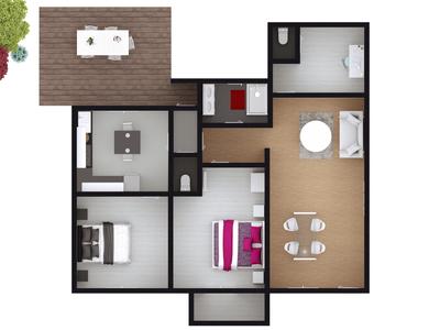 Maison, 83,58 m²