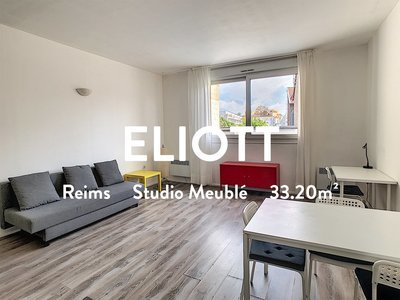 Location Appartement Meuble A Reims 51100 Superimmo