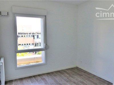 Appartement, 60,76 m²