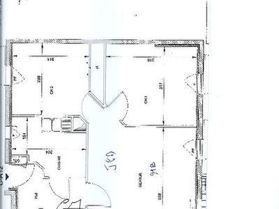 Appartement, 63,34 m²
