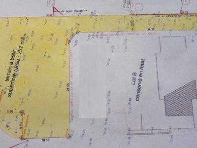 Terrain, 757 m²