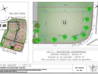 Terrain, 486 m²