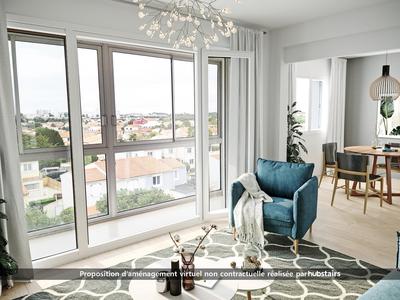 Appartement, 67,87 m²