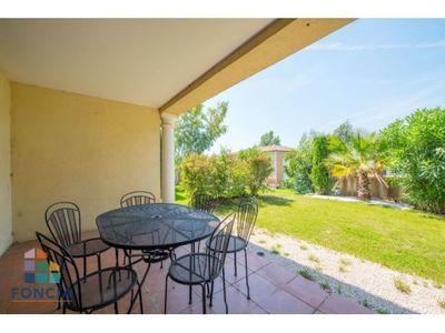 Achat appartement rez de jardin à Sainte-Maxime (83120 ...