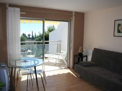 Appartement, 23,2 m²