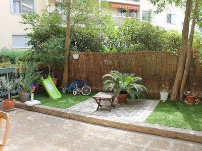 Achat appartement rez de jardin à Toulon (83000) - Superimmo