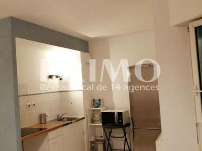 Appartement, 21,78 m²