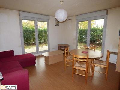 Achat appartement rez de jardin à Mantes-la-Jolie (78200) - Superimmo
