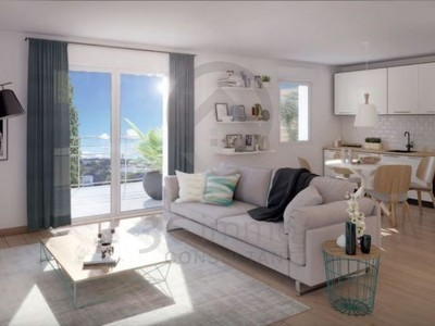 Appartement, 60,67 m²