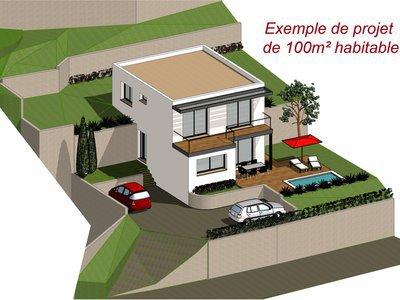 Terrain, 515 m²