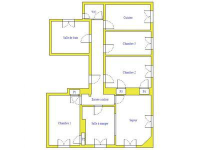 Immeuble, 456 m²