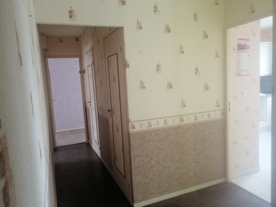 Appartement, 58,95 m²