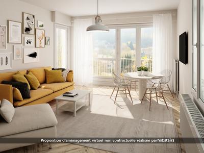 Appartement, 69,69 m²