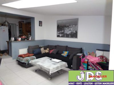 Vente Maison 110 m2 Abscon - 59215 141000€
