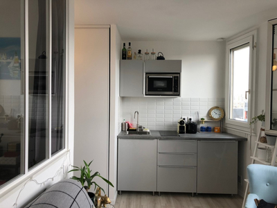 Appartement, 26,06 m²
