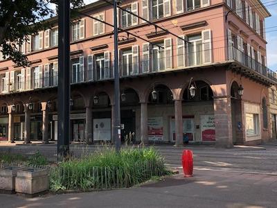 Immeuble, 750 m²
