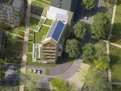 Appartement, 71,5 m²