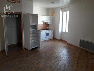 Appartement, 57,29 m²