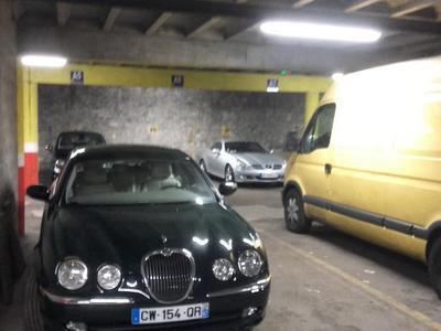 Parking, 1 158 m²