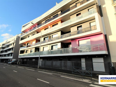 Appartement, 62,01 m²