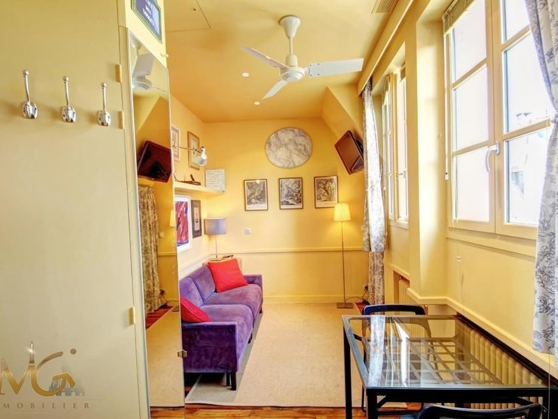 Appartement, 14,4 m²