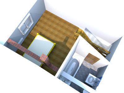 Appartement, 43,64 m²