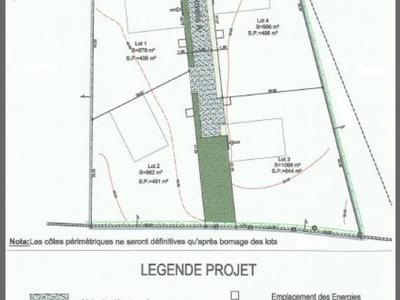 Terrain, 982 m²