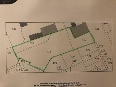 Terrain, 2 208 m²