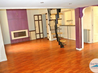 Appartement, 61,84 m²