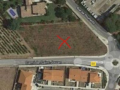 Terrain, 546 m²