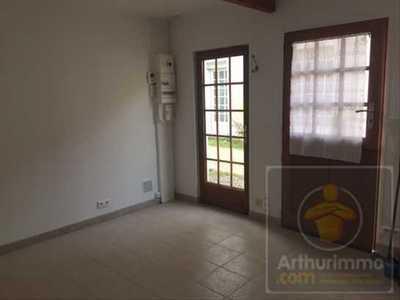 Maison, 27 m²