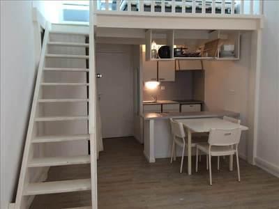 Appartement, 26,38 m²
