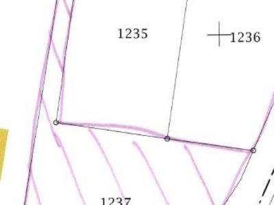 Terrain, 1 383 m²